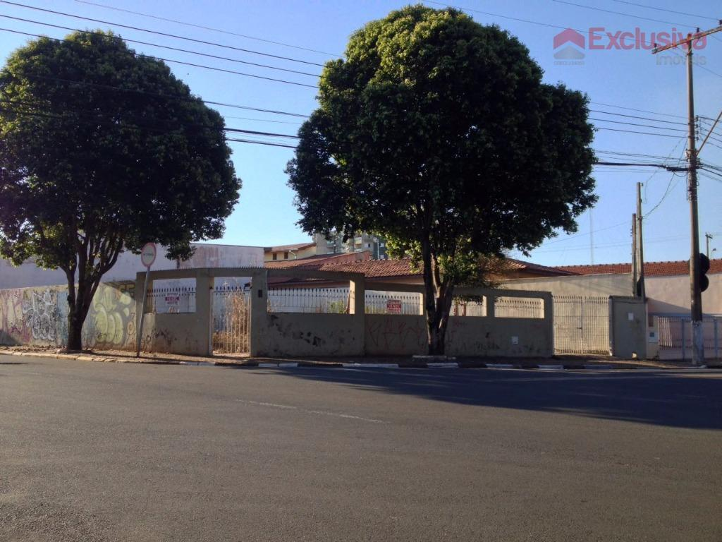 Terreno  residencial à venda, Jardim Vista Alegre, Paulínia.