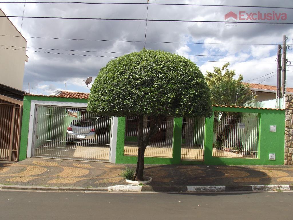 Casa  residencial à venda, Jardim Fortaleza, Paulínia.