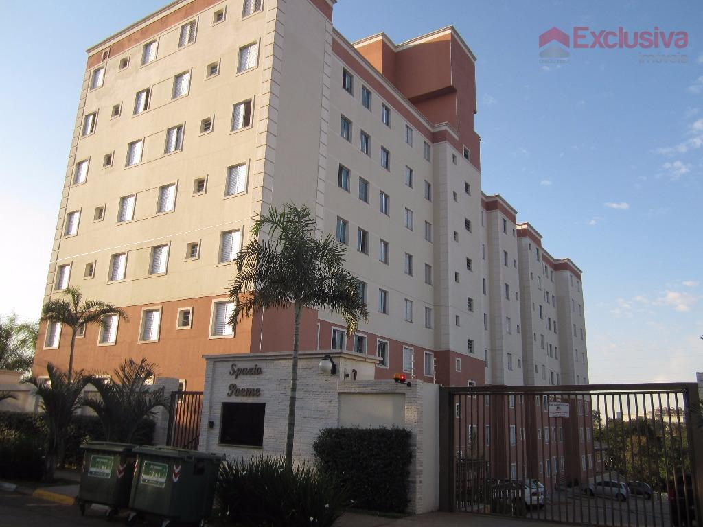 Apartamento residencial à venda, Jardim Vista Alegre, Paulínia - AP0332.