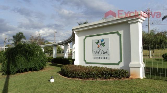 Casa residencial à venda, Residencial Real Parque Sumaré, Sumaré - CA0960.