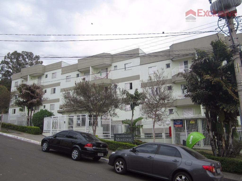 Apartamento residencial à venda, Jardim Ypê, Paulínia.