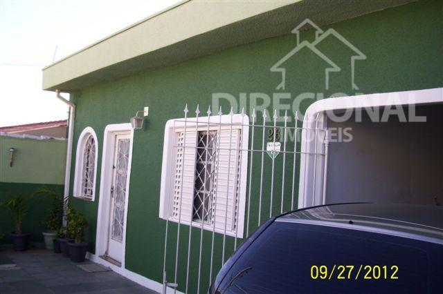 Casa residencial à venda, Vila Proost de Souza, Campinas - CA0676.