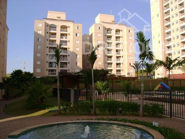 Apartamento residencial à venda, Jardim São Vicente, Campinas - AP1559.