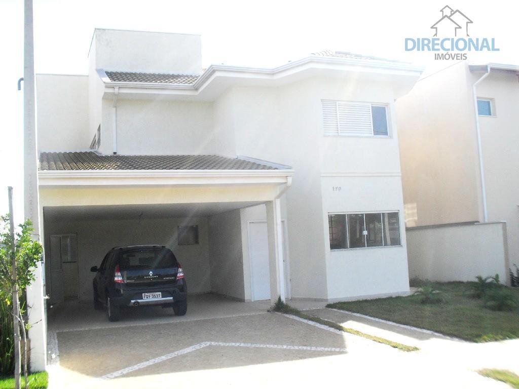 Casa residencial à venda, Swiss Park, Campinas - CA0733.