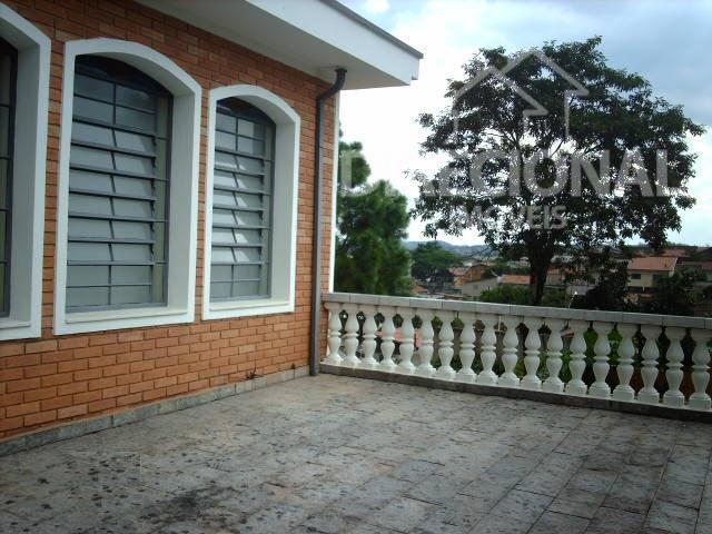 Casa residencial à venda, Jardim São Jorge, Valinhos.