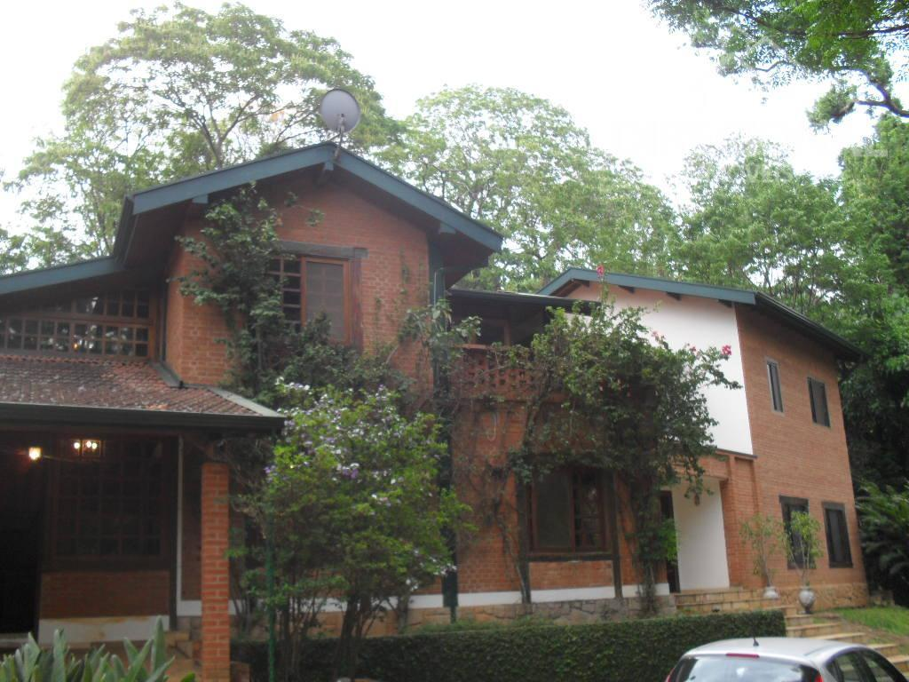 Casa Residencial à venda, Parque São Quirino, Campinas - CA0508.