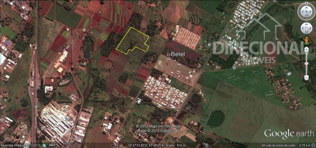 Área residencial à venda, Betel, Paulinia.
