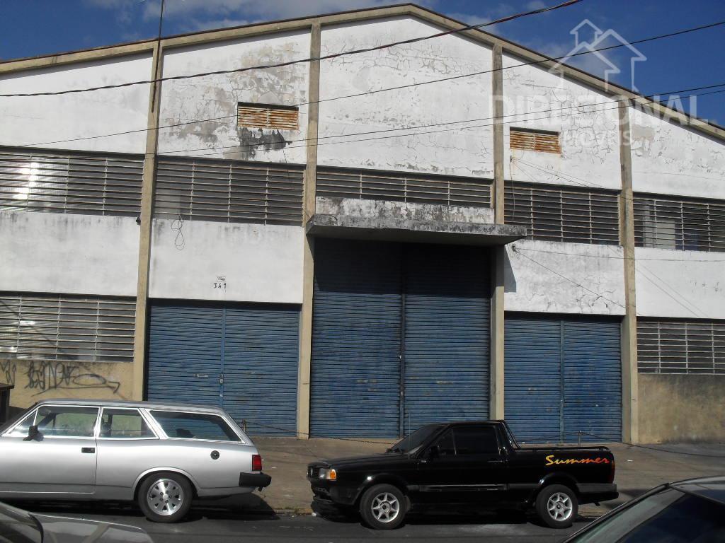 Barracão Comercial para locação, Vila Industrial, Campinas - BA0023.
