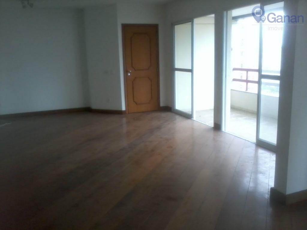 Apartamento na Vila Mascote, 4 dormitórios, 3 suítes e 3 vagas.