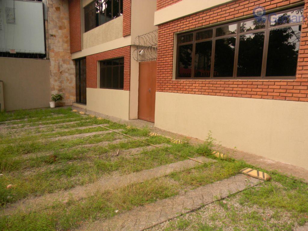 Sobrado comercial para locação, Campo Belo, São Paulo.
