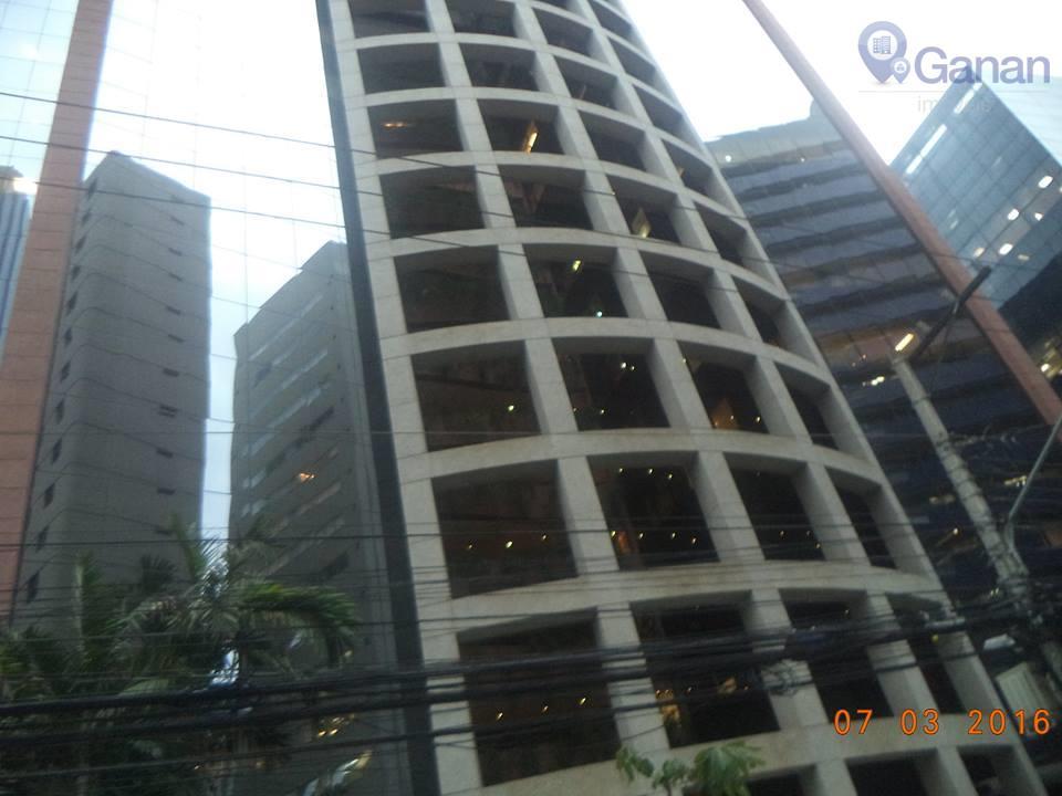 Conjunto  comercial para locação, Vila Olímpia, São Paulo.