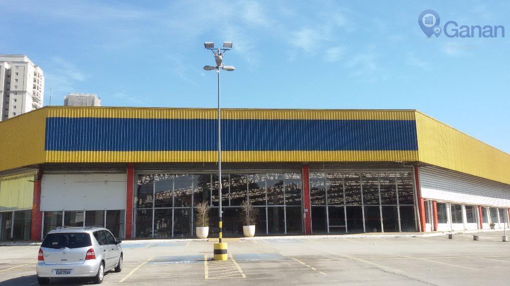 Galpão  comercial para locação, Ipiranga, São Paulo.