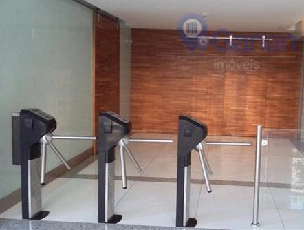 Sala  comercial para locação, Brooklin, São Paulo.