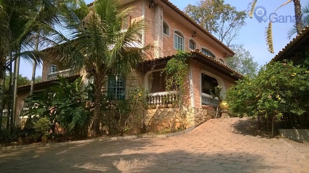 Chácara residencial para locação, Almerinda Chaves, Itupeva.