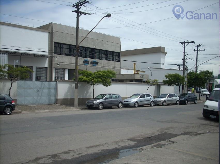 Galpão comercial para locação, Água Branca, São Paulo.