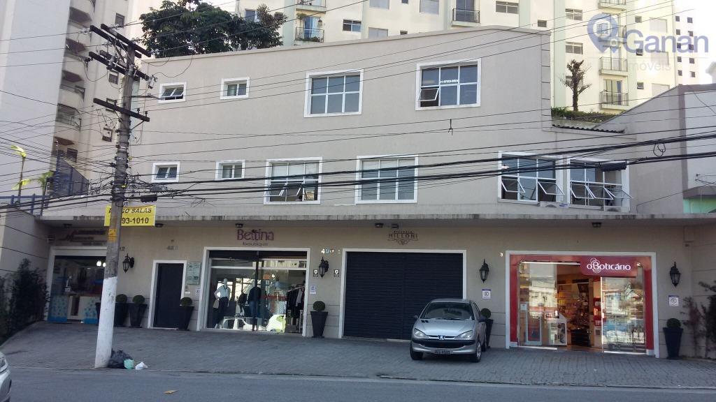 Sala comercial para locação, Vila Mascote, São Paulo.