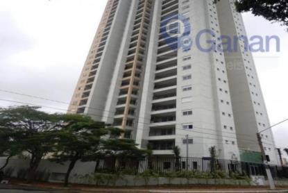 Apartamento residencial à venda, Granja Julieta, São Paulo.