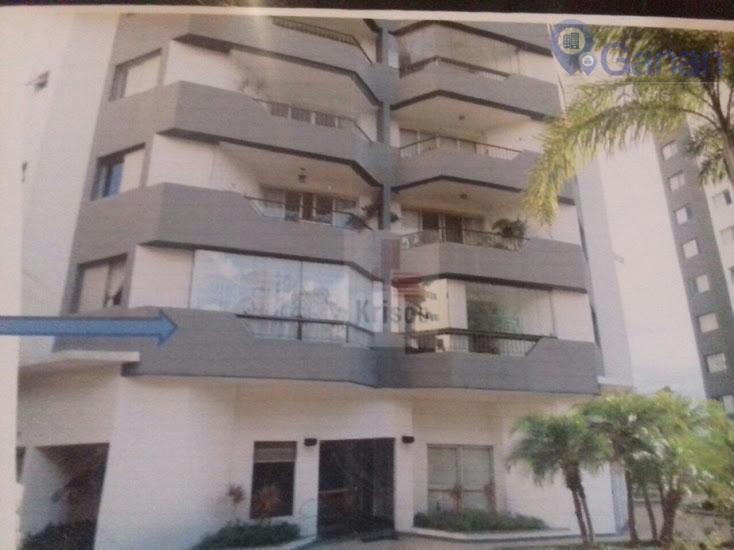 Apartamento residencial à venda, Vila Indiana, São Paulo.