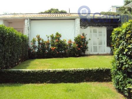 Casa residencial para locação, Brooklin Paulista, São Paulo.