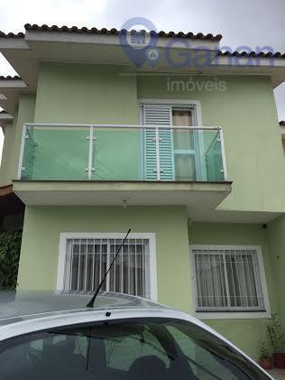 Sobrado residencial à venda, Vila Campestre, São Paulo.