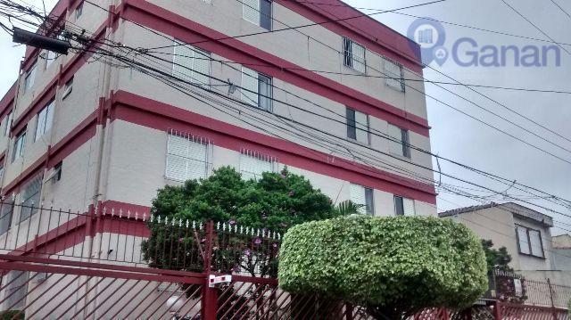Apartamento residencial à venda, Americanópolis, São Paulo.