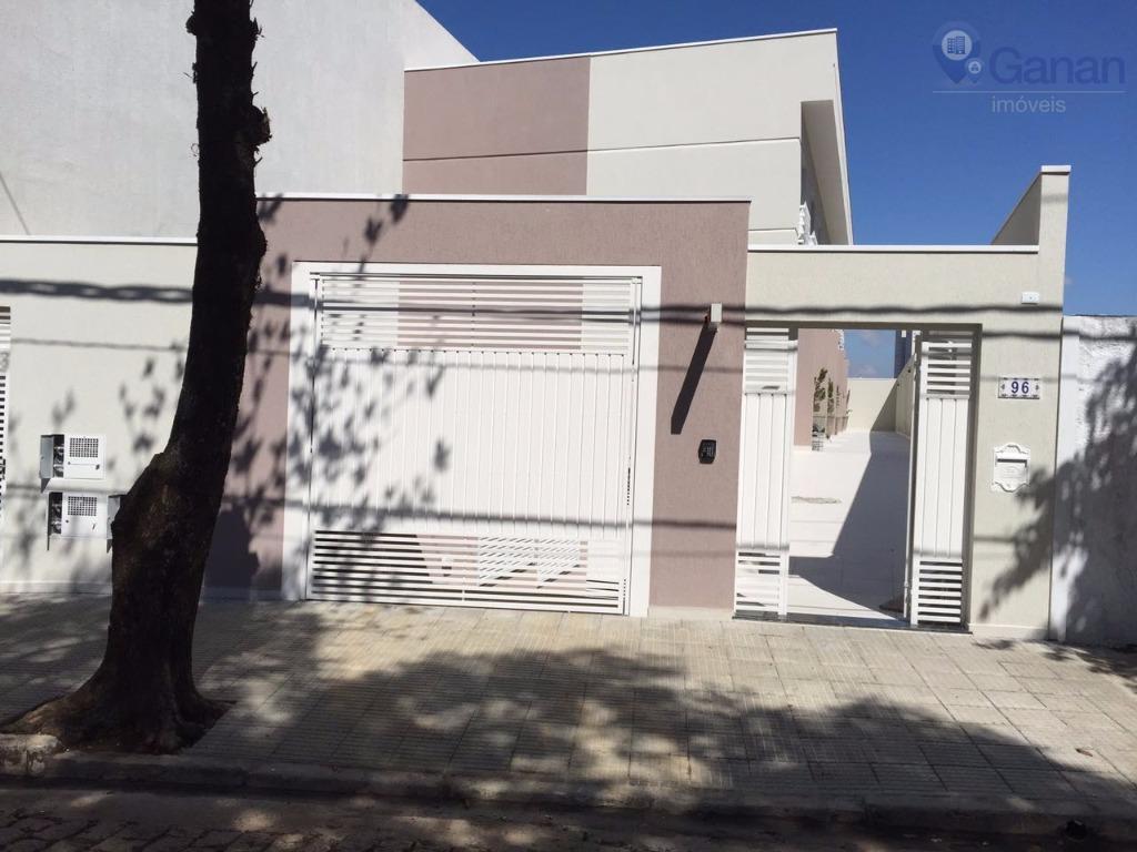 Sobrado residencial à venda, Vila Santa Clara, São Paulo.