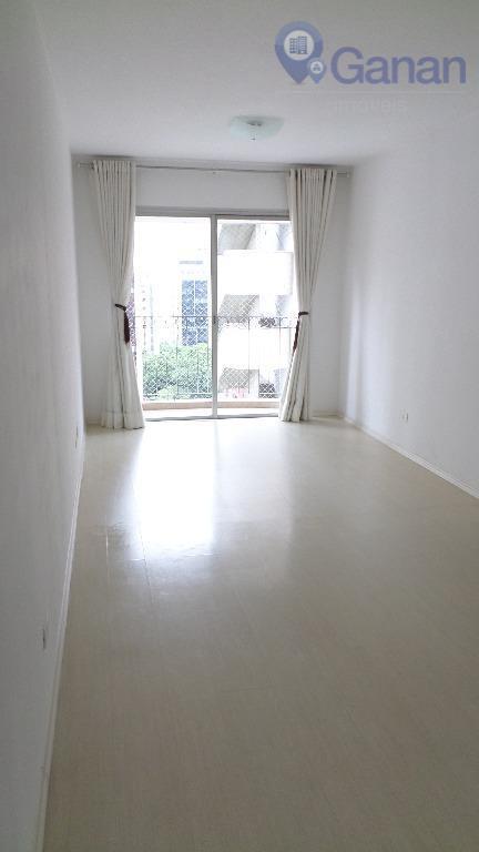 Apartamento residencial para locação, Residencial Dez (Alphaville), Santana de Parnaíba.