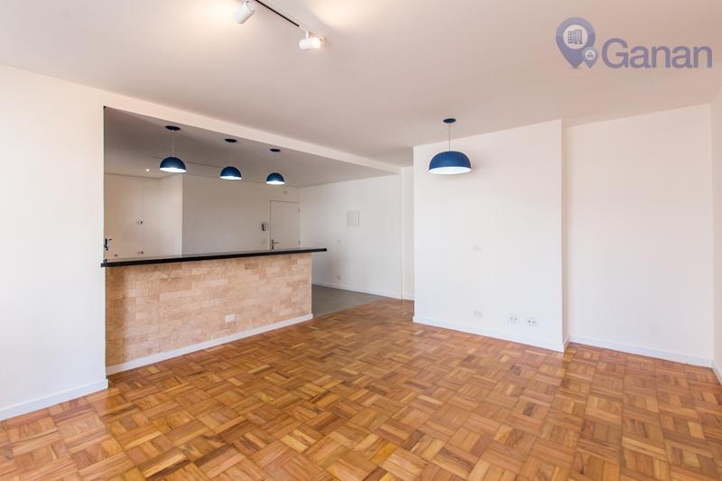 Apartamento residencial à venda, Moema, São Paulo - AT0005.