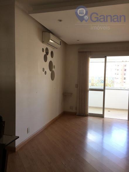 Locação, lindo apartamento 3 dormitórios, 2 vagas, no melhor da Vila Mascote.