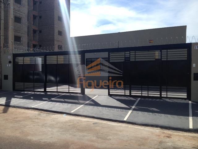 Kitnet residencial para locação, Jardim Universitário, Barretos.