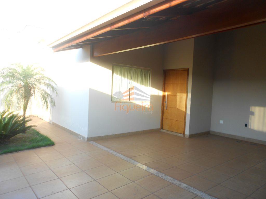 Casa residencial para locação, Jardim Allah, Barretos.