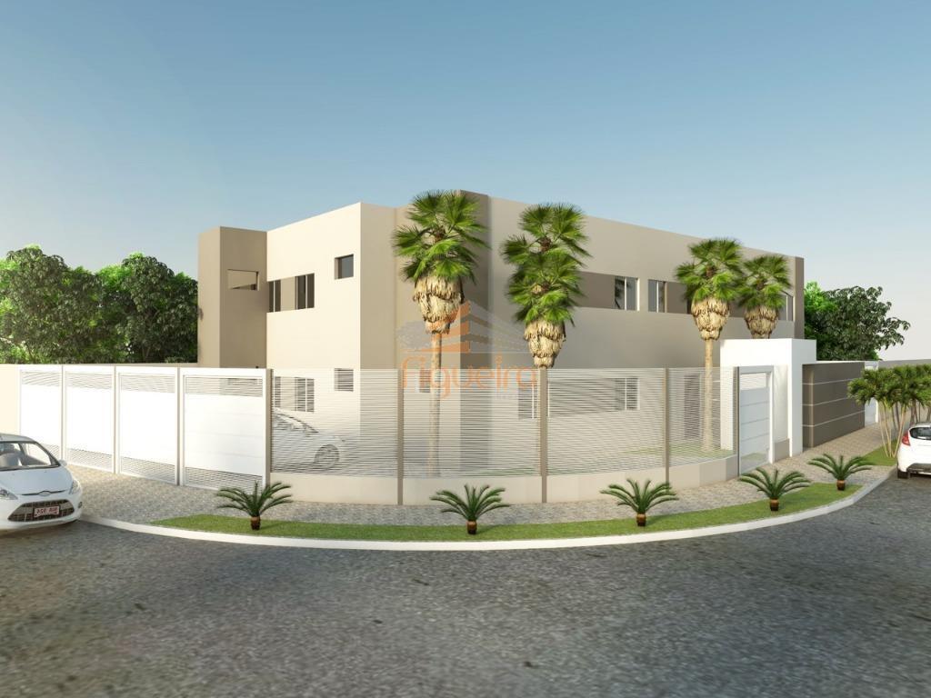 Apartamento residencial à venda, Jardim Universitário, Barretos - AP0091.