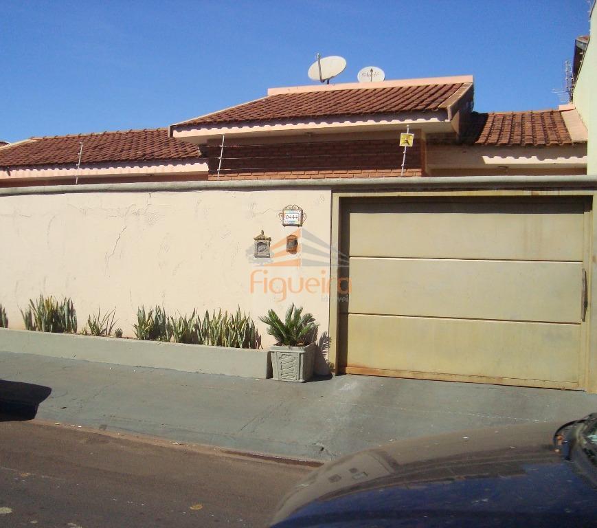 Casa residencial à venda, Gonçalves, Barretos.