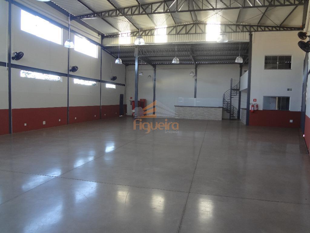 Barracão  comercial para locação, Marília, Barretos.