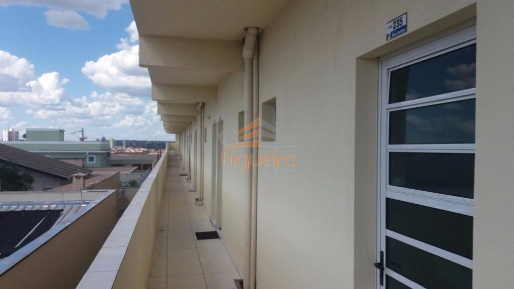 Apartamento residencial para locação, Jardim Ramos, Barretos.