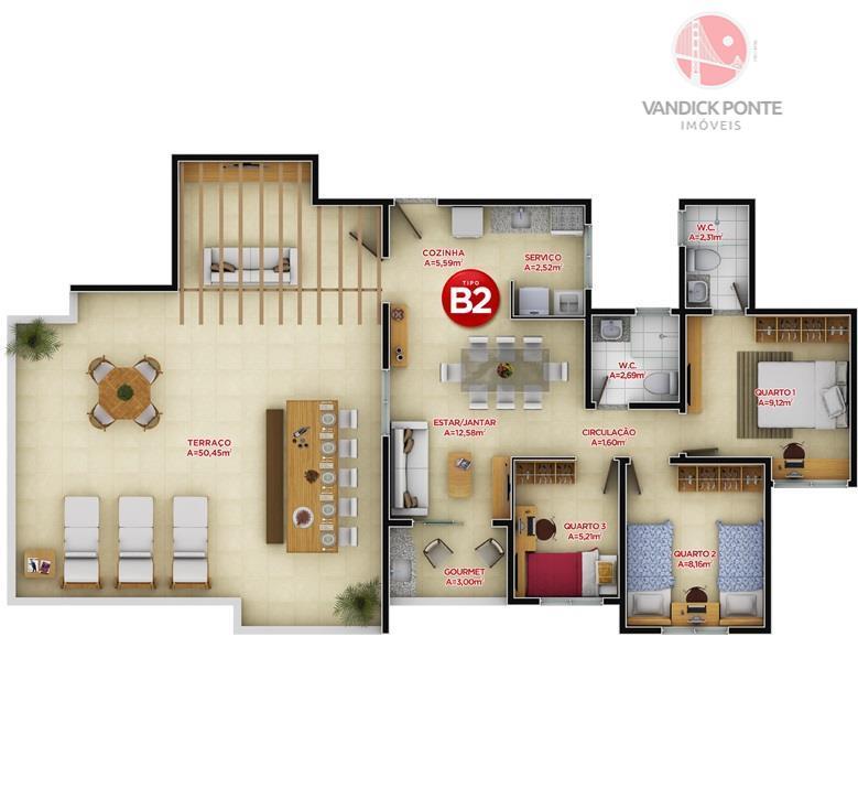 com uma localização privilegiada, o residencial villa torino se encontra no melhor da região da maraponga,...