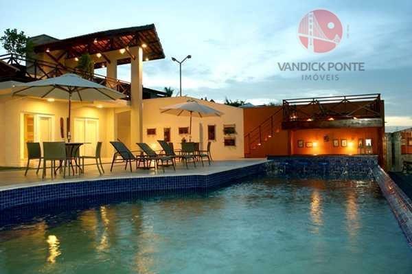 Casa residencial à venda, Iguape, Aquiraz.