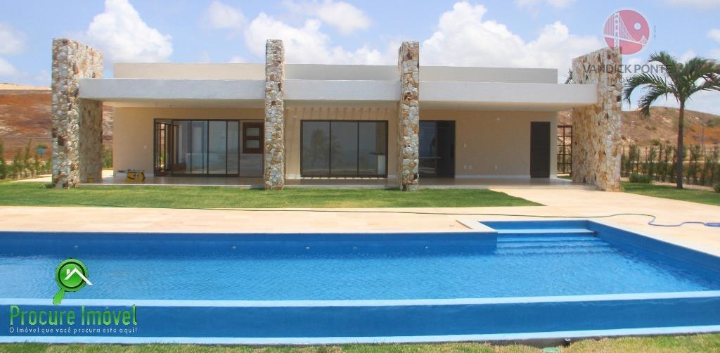 mansão residencial à venda, Aquiraz riviera complexo turístico