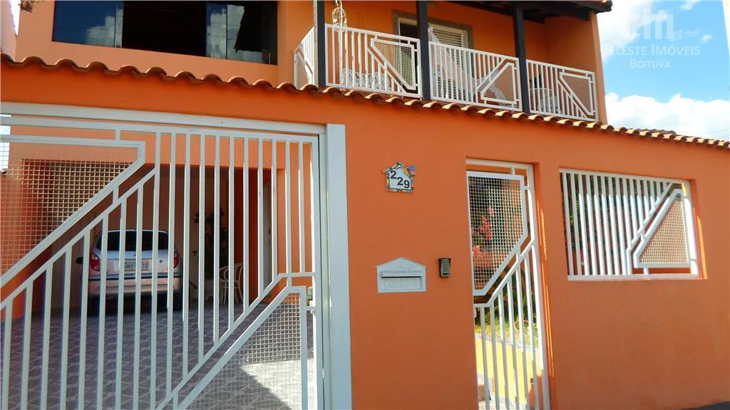 Casa residencial à venda, Residencial De Lorenzi, Boituva - SO0006.