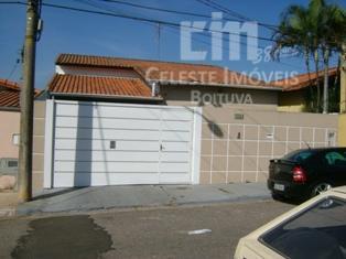 Casa  residencial à venda, Jardim das Palmeiras, Boituva.