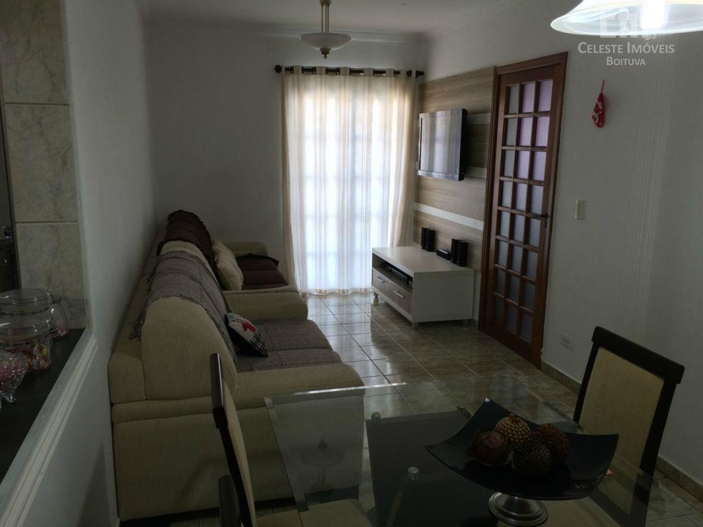 Apartamento  residencial à venda, Jardim Maria Paulina, Boituva.