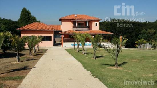 Chácara  residencial à venda, Chácara dos Pinhais, Boituva.