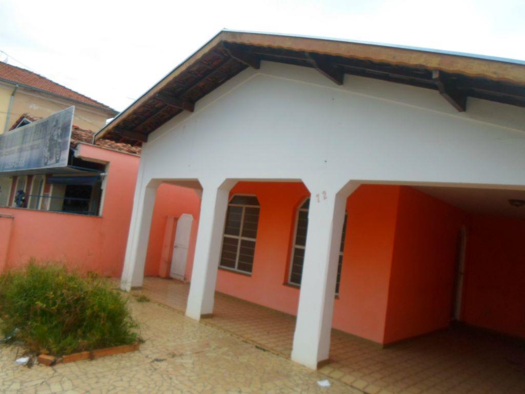 Casa  comercial para locação, Centro, Boituva.