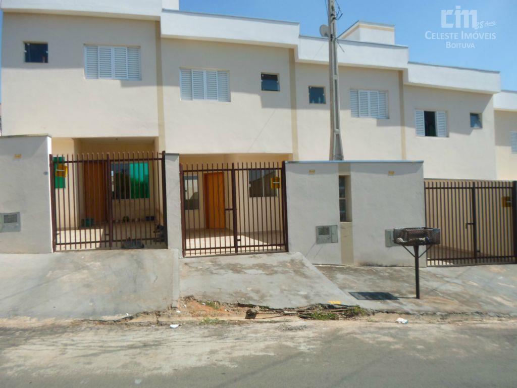 Sobrado  residencial para locação, Jardim Residencial Vicent