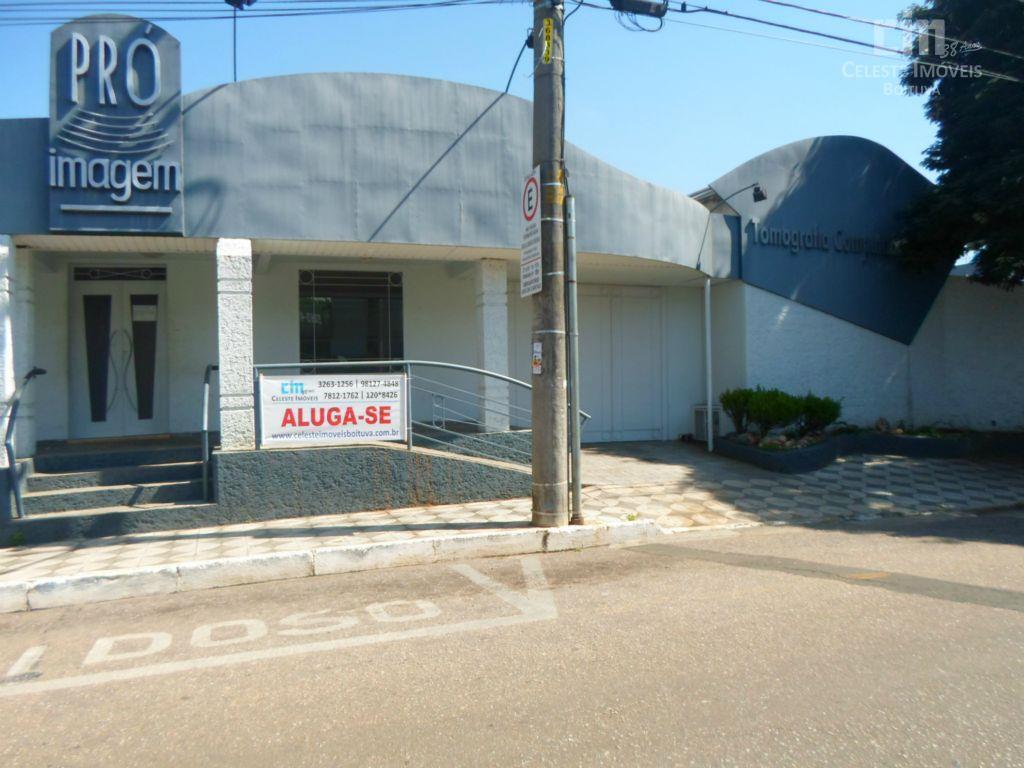 Casa  Comercial Para Locação Centro da Cidade