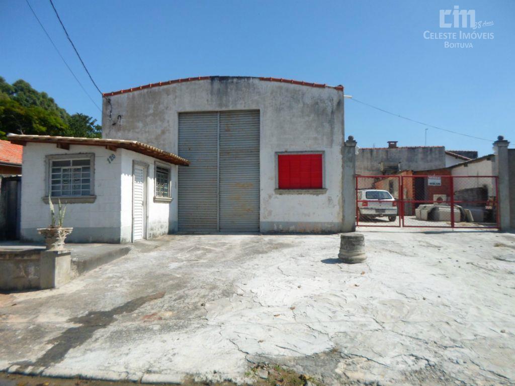 Barracão  comercial à venda, Jardim América, Boituva.