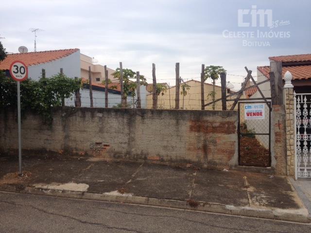 Terreno  residencial à venda, Parque Residencial Esplanada, Boituva.