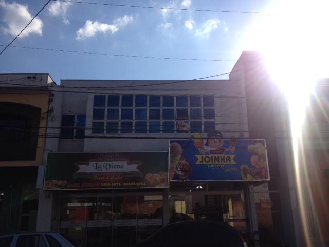 Conjunto  comercial para locação contendo 4 salas individuais, Centro, Boituva.