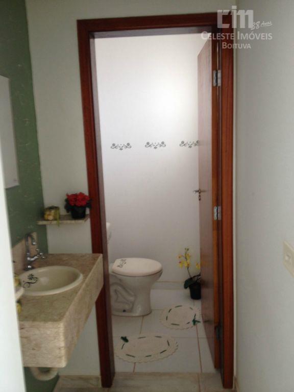Casa residencial à venda, Residencial Água Branca, Boituva.