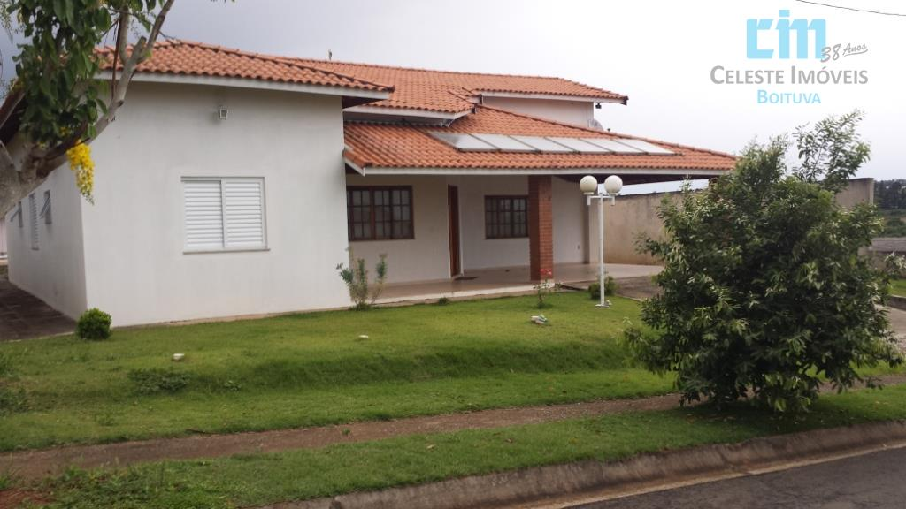 Casa  residencial à venda, Portal dos Lagos, Boituva.